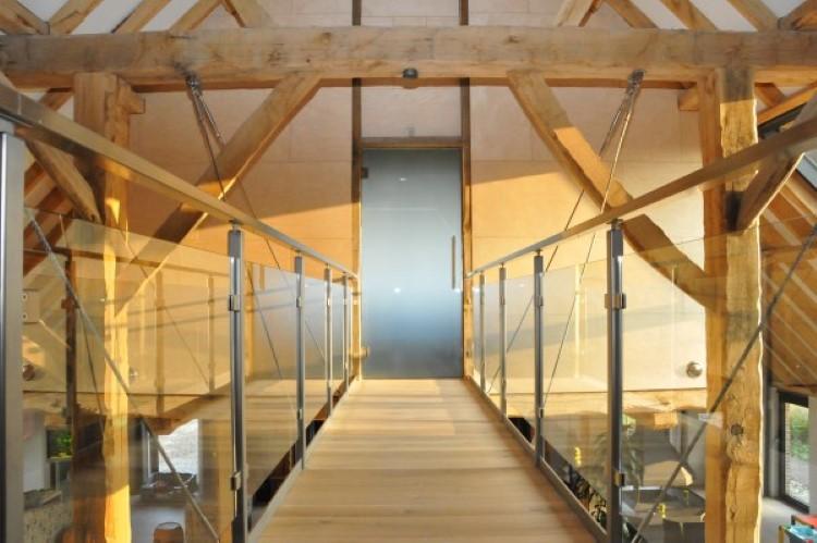 Verbouw boerderij smilde interieur for Boerderij interieur